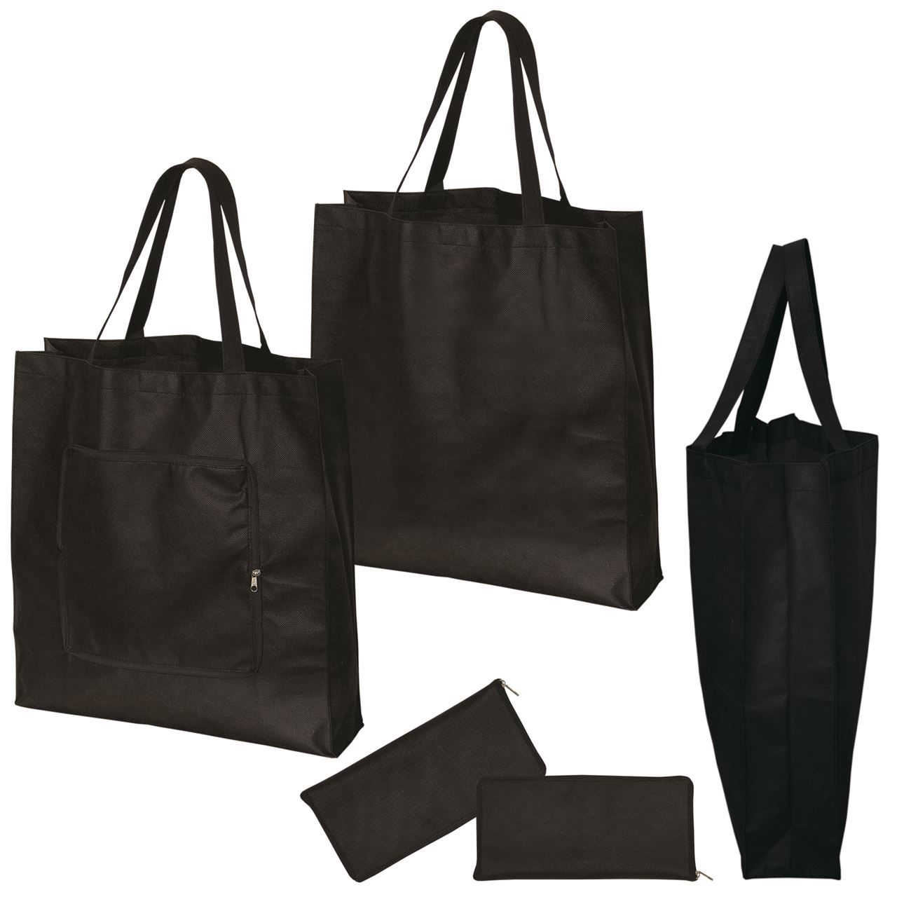 Picture of Folding Shopping Tote