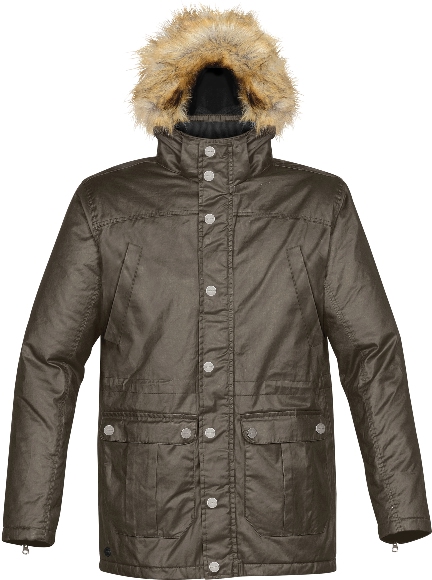 Picture of STORMTECH Men's Balmoral Field Parka