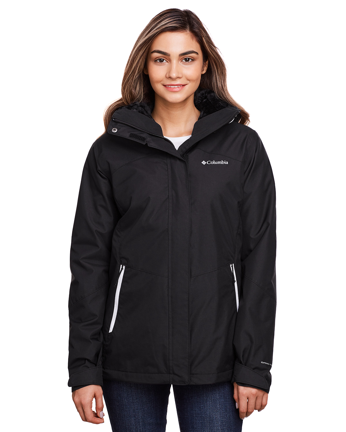 Picture of Columbia Ladies' Bugaboo II Fleece Interchange Jacket
