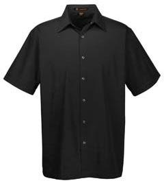 Picture of Harriton Men's Advantage Snap Closure Short-Sleeve Shirt