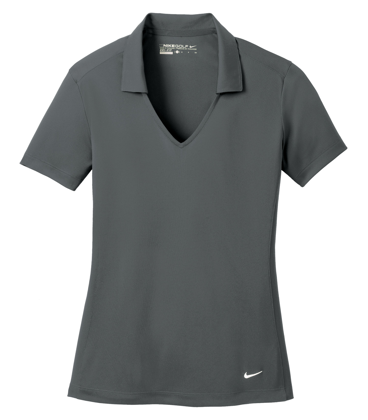 Picture of Nike Dri-Fit Vertical Mesh Ladies' Polo