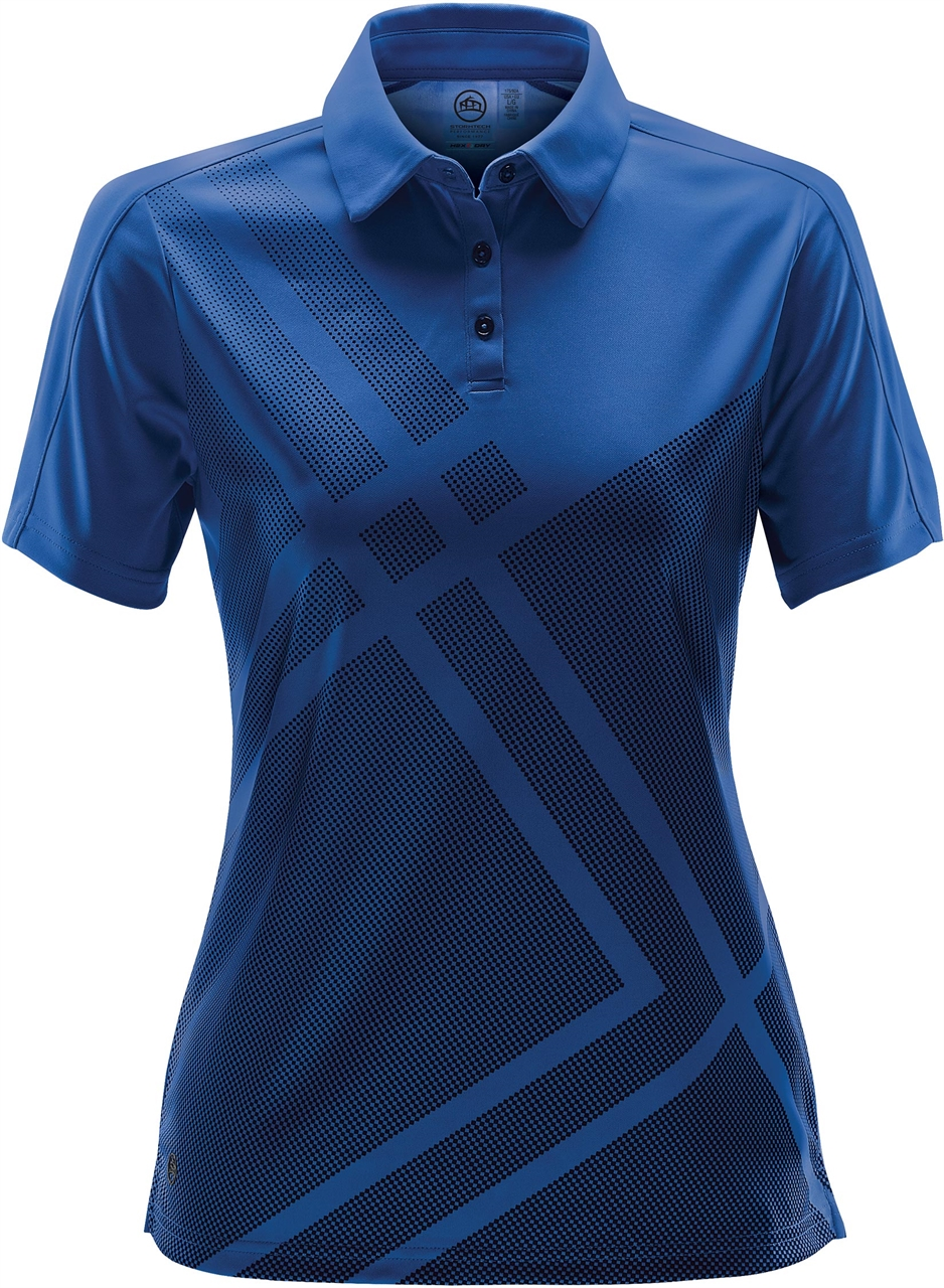 Picture of STORMTECH Ladies Reflex Polo