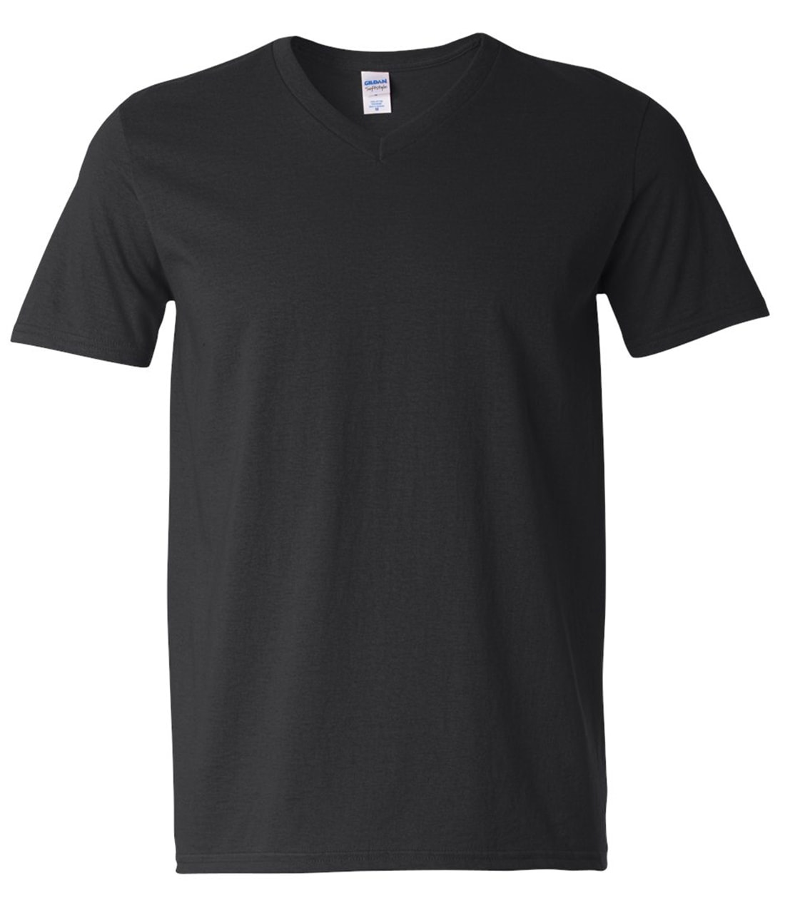 Picture of Gildan V-Neck T-Shirt