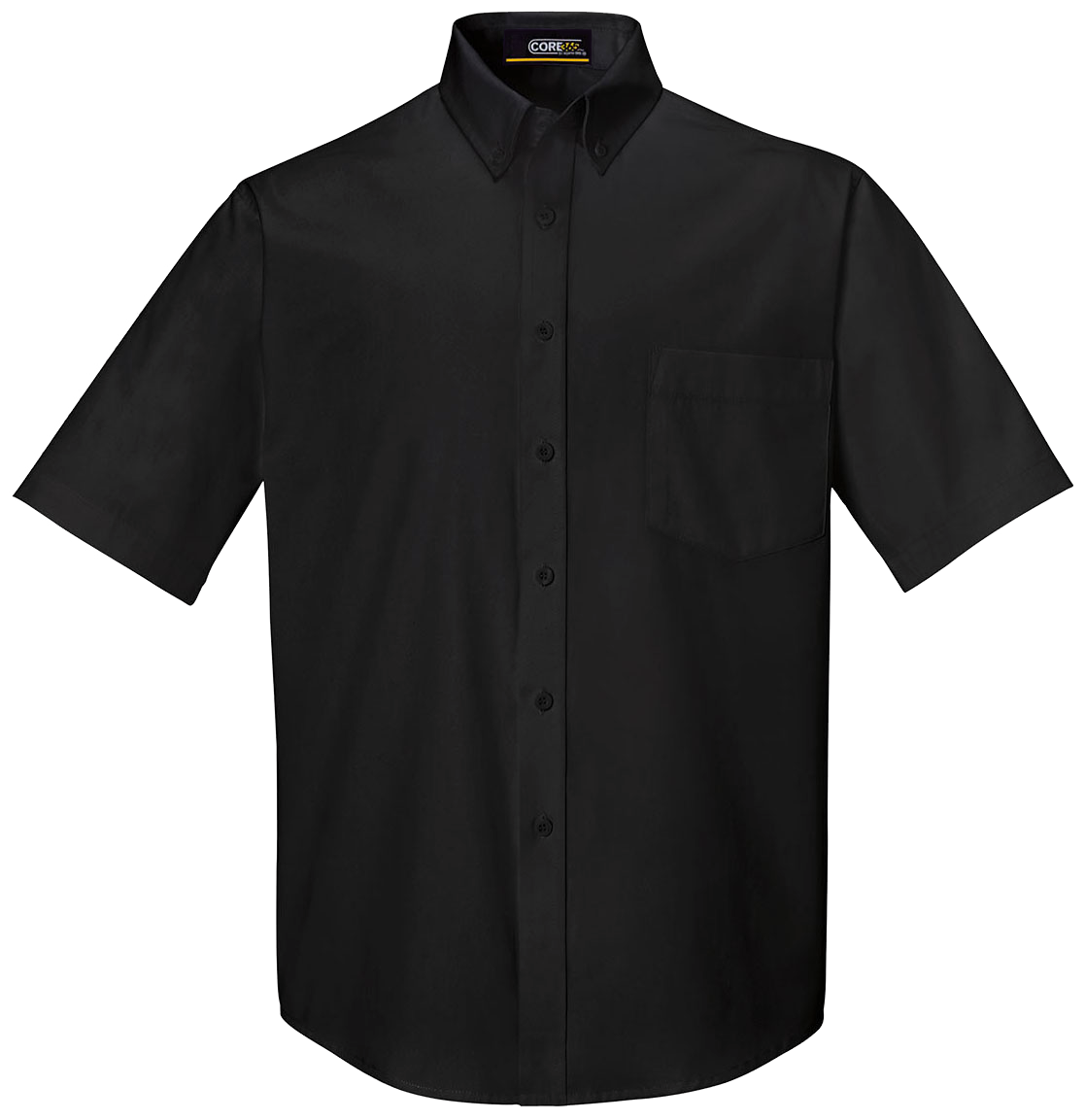 Picture of Core365 Tall Men'S Short Sleeve Twill Shirts