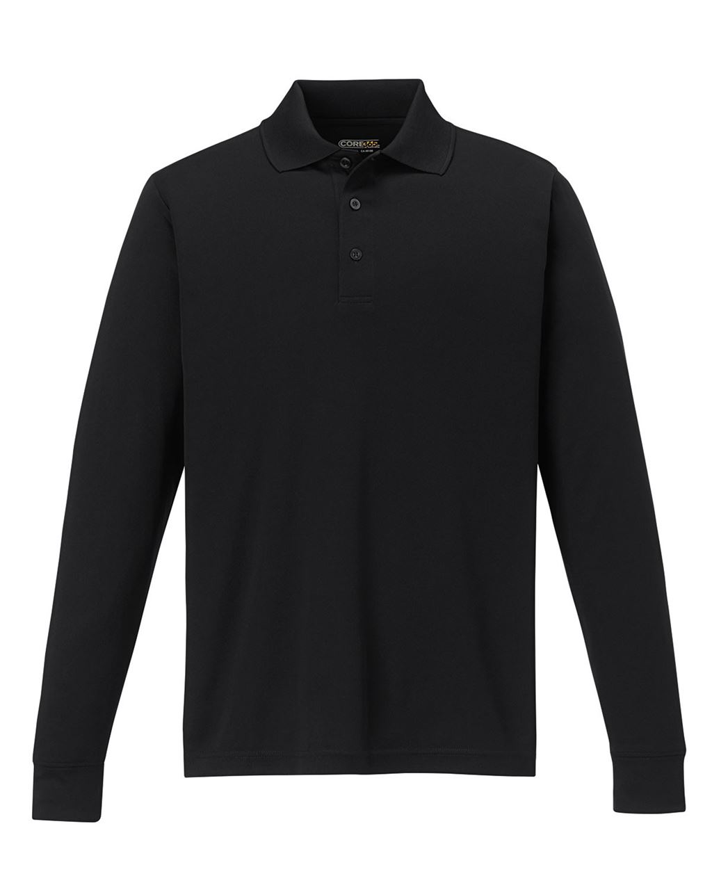 Picture of Core365 Tall Men'S Performance Long Sleeve Polo