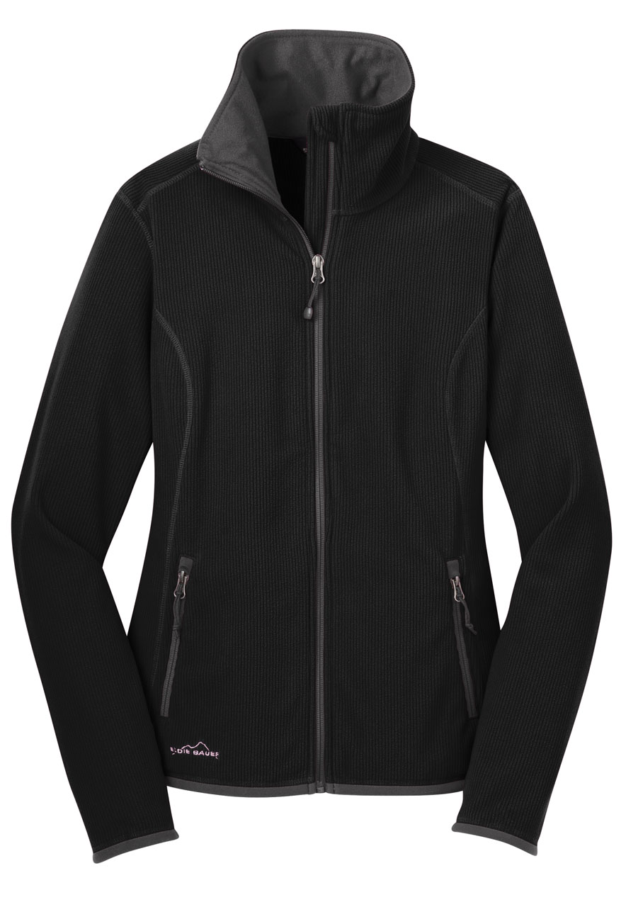Picture of Eddie Bauer Full Zip Vertical Fleece Ladies' Jacket