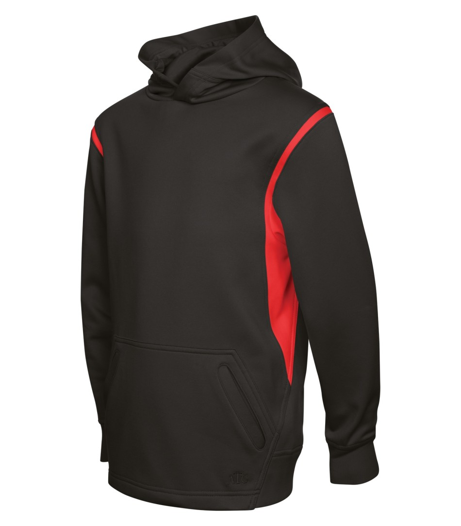 Picture of ATC Ptech Fleece VarCity Hooded Youth  Sweatshirt