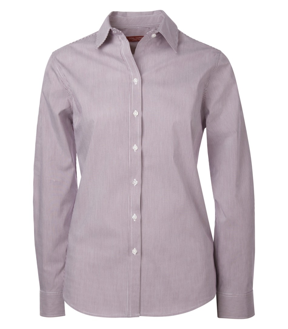 Picture of Coal Harbour Mini Stripe Ladies' Woven Shirt