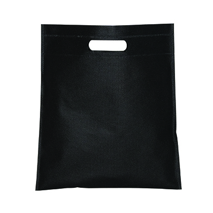 Picture of Small Cut-Out Handle Tote Bag