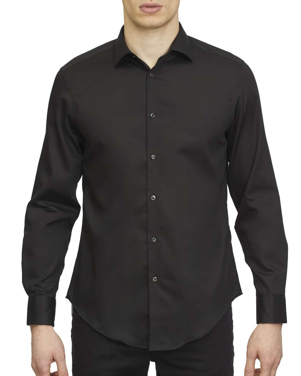 Picture of Calvin Klein Non-Iron Pincord Slim Fit Shirt