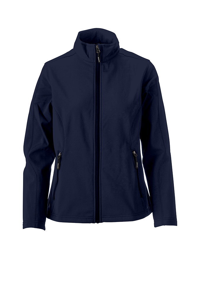 Picture of Core365 Ladies 2-Layer Fleece Soft Shell Jacket