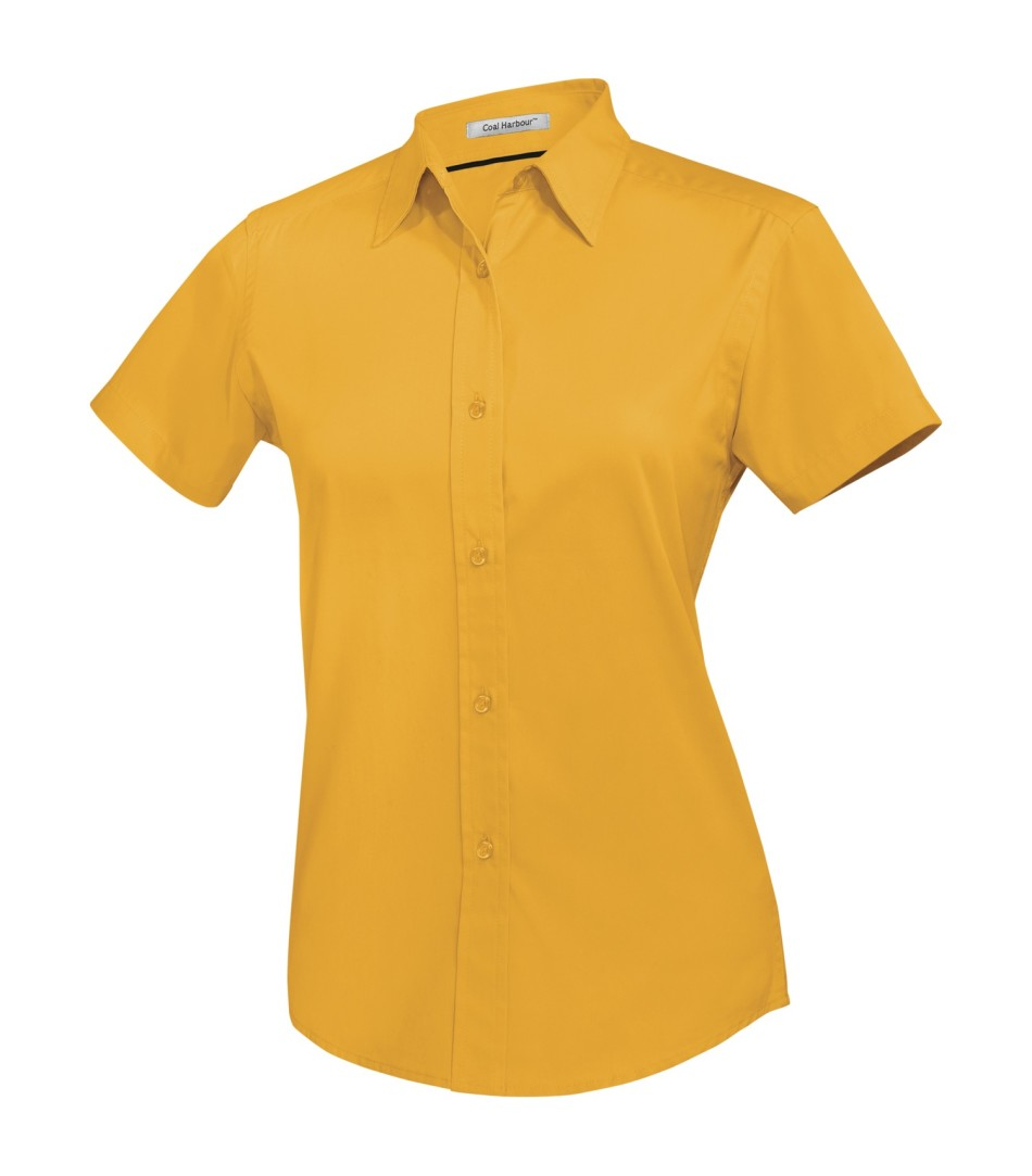 Picture of Coal Harbour Ladies Short Sleeve Easy Care Shirt
