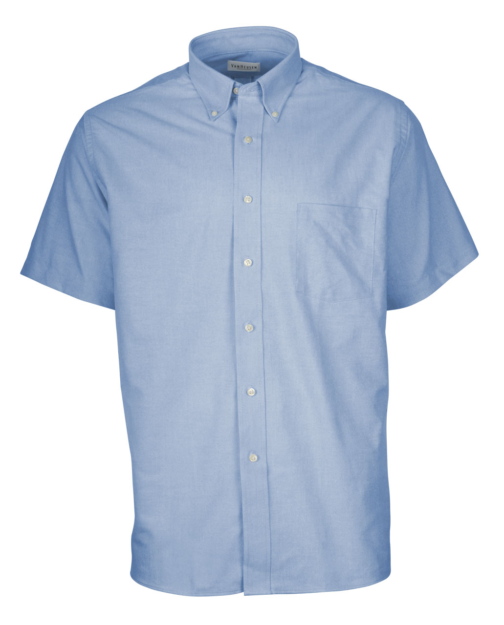 Picture of Vanheusen Men'S Oxford S/S Shirt