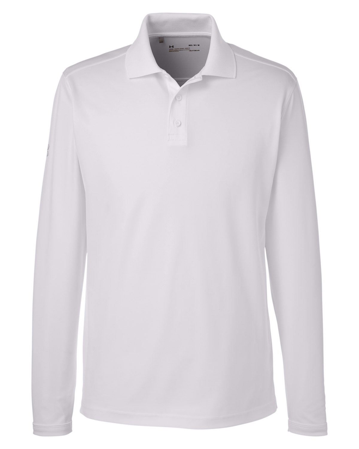 Picture of Mens Corporate Long-Sleeve Performance Polo