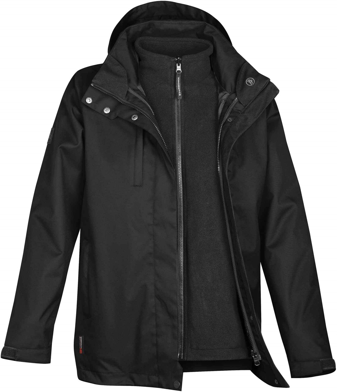 Picture of Stormtech Women's Vortex HD 3-In-1 System Parka