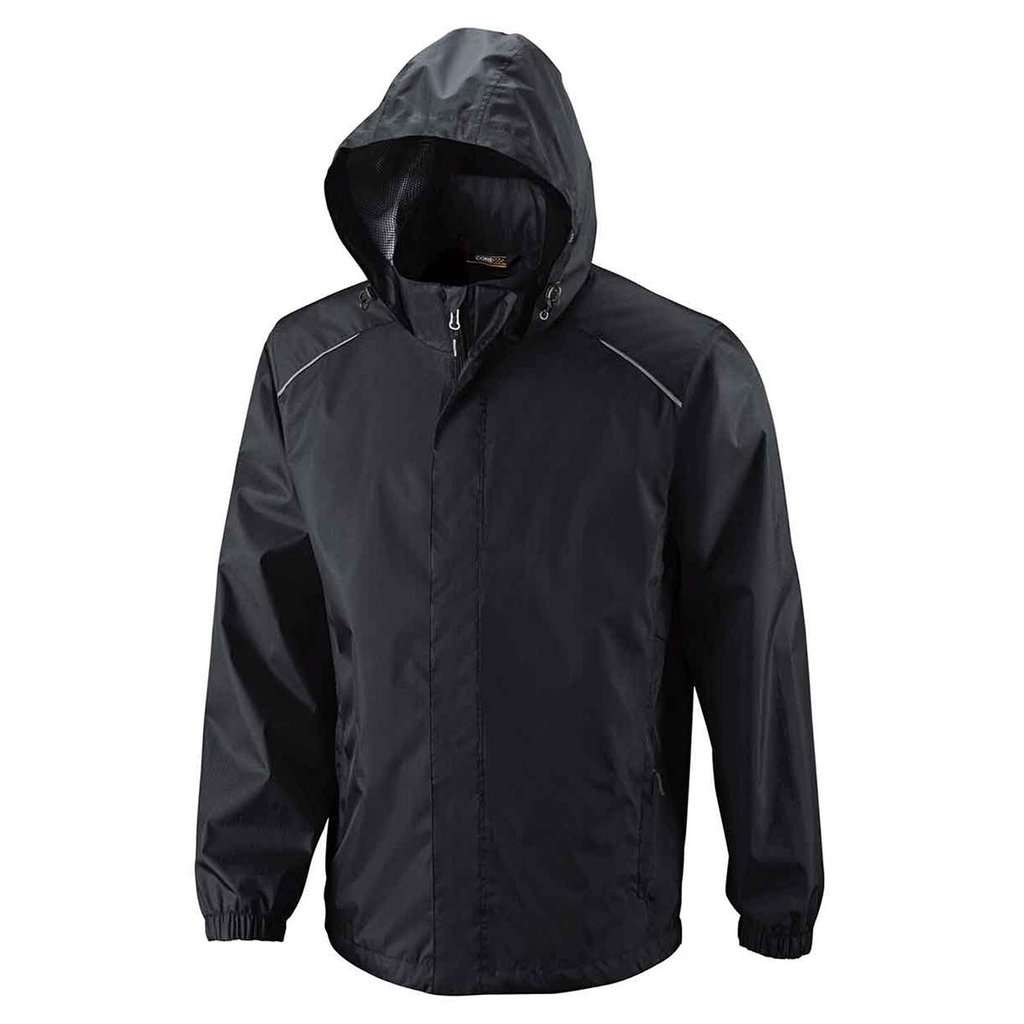 Picture of Core365 Men's Seam-Sealed Variegated Ripstop Jacket