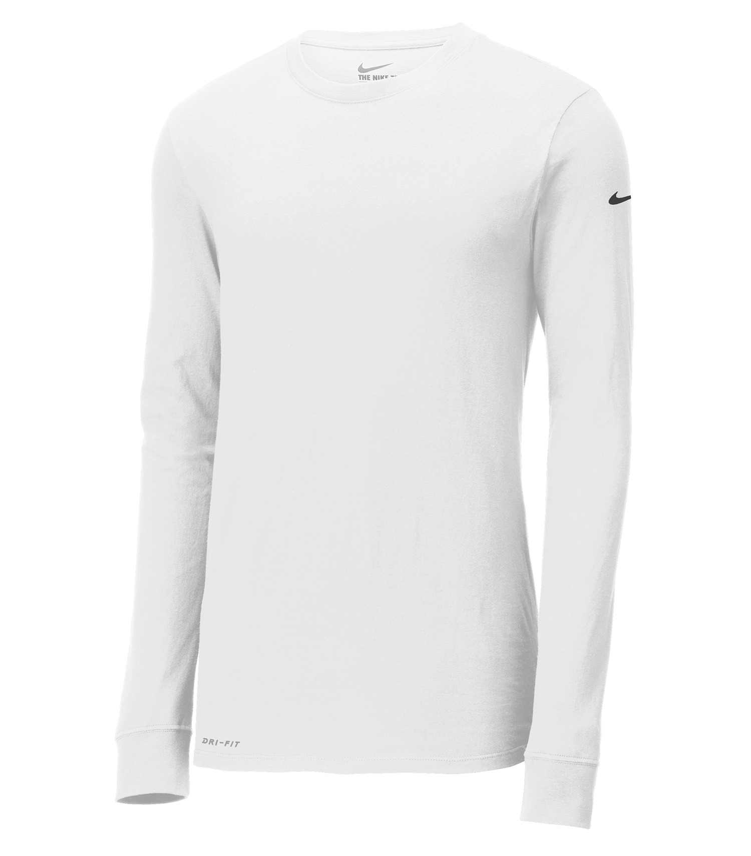 Picture of Nike Dri-Fit Cotton/Poly Long Sleeve Tee