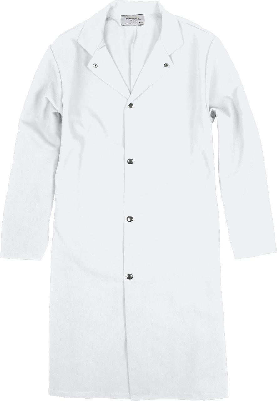 Picture of Premium Uniforms Long Coat With Dome Closure