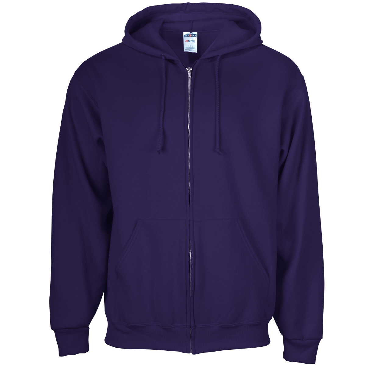 Picture of CLEARANCE Full Zip Hooded Sweatshirt