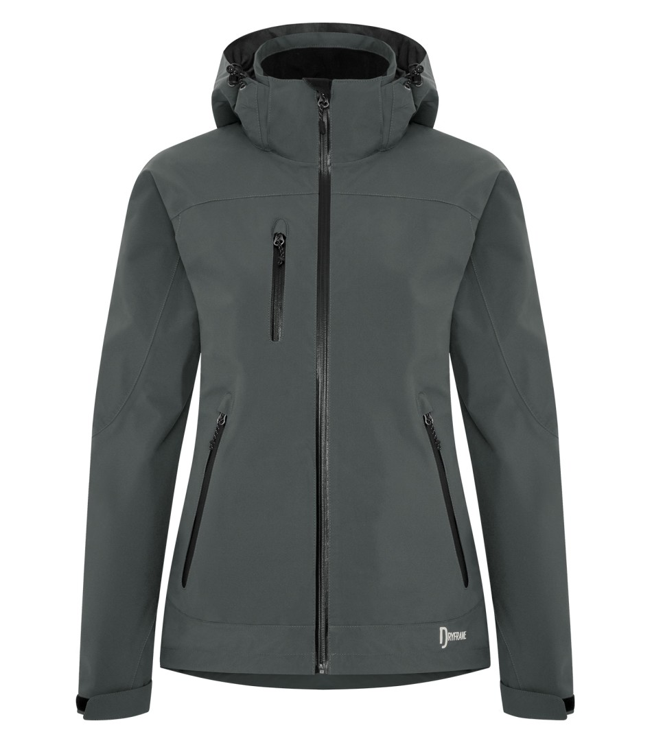 Picture of DRYFRAME Tri-Tech Hard Shell Ladies Jacket
