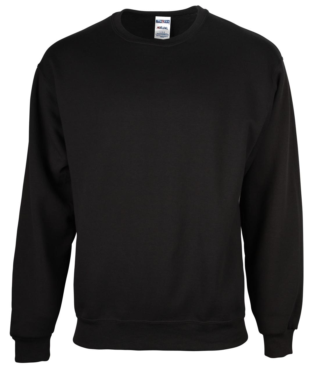 Picture of Jerzees Nublend Crew Neck Sweatshirt