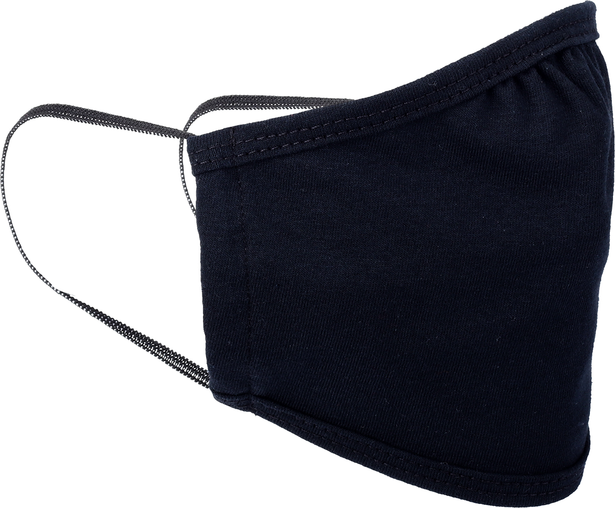 Picture of Reusable 2-Ply 100% Cotton Jersey Mask
