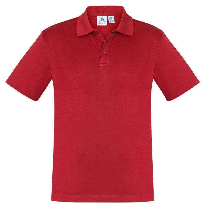 Picture of Biz Collection Mens Solid Polo