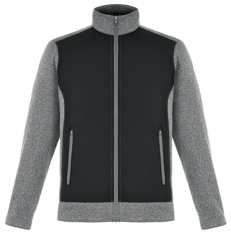Picture of North End Victory Men'S Hybrid Performance Fleece Jacket