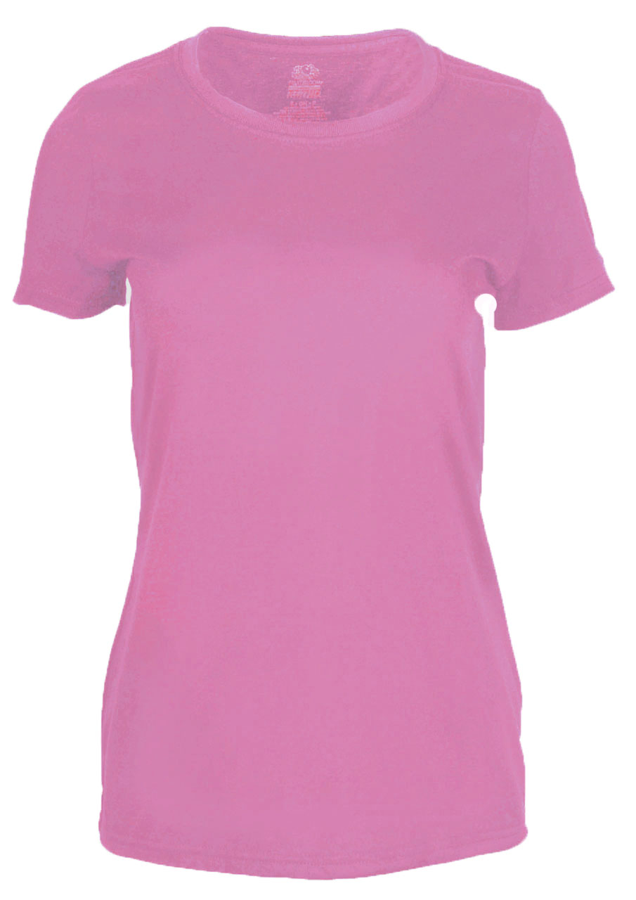 Picture of CLEARANCE Ladies Heavy Cotton T-Shirt