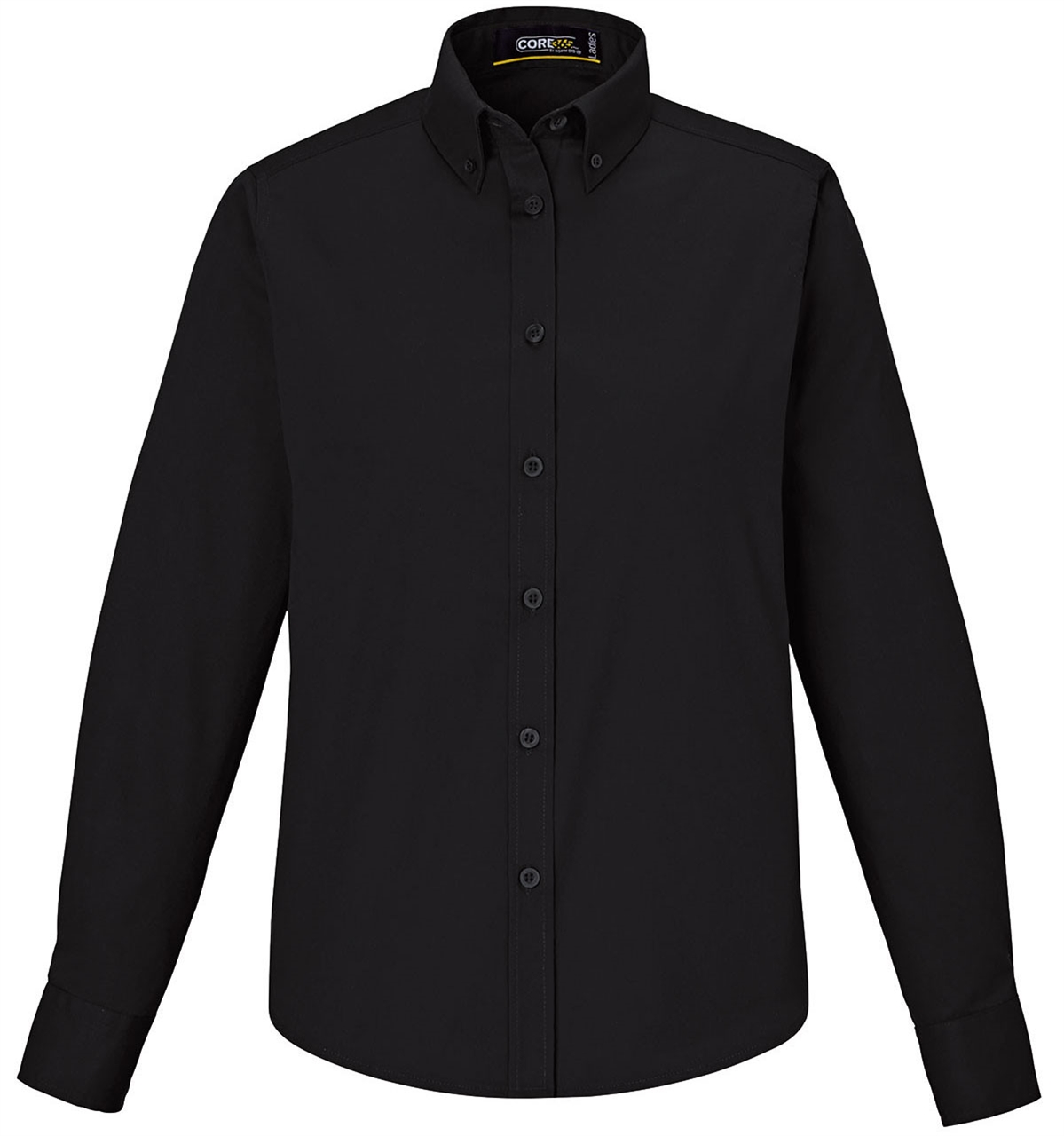 Picture of Core365 Ladies Long Sleeve Twill Shirts