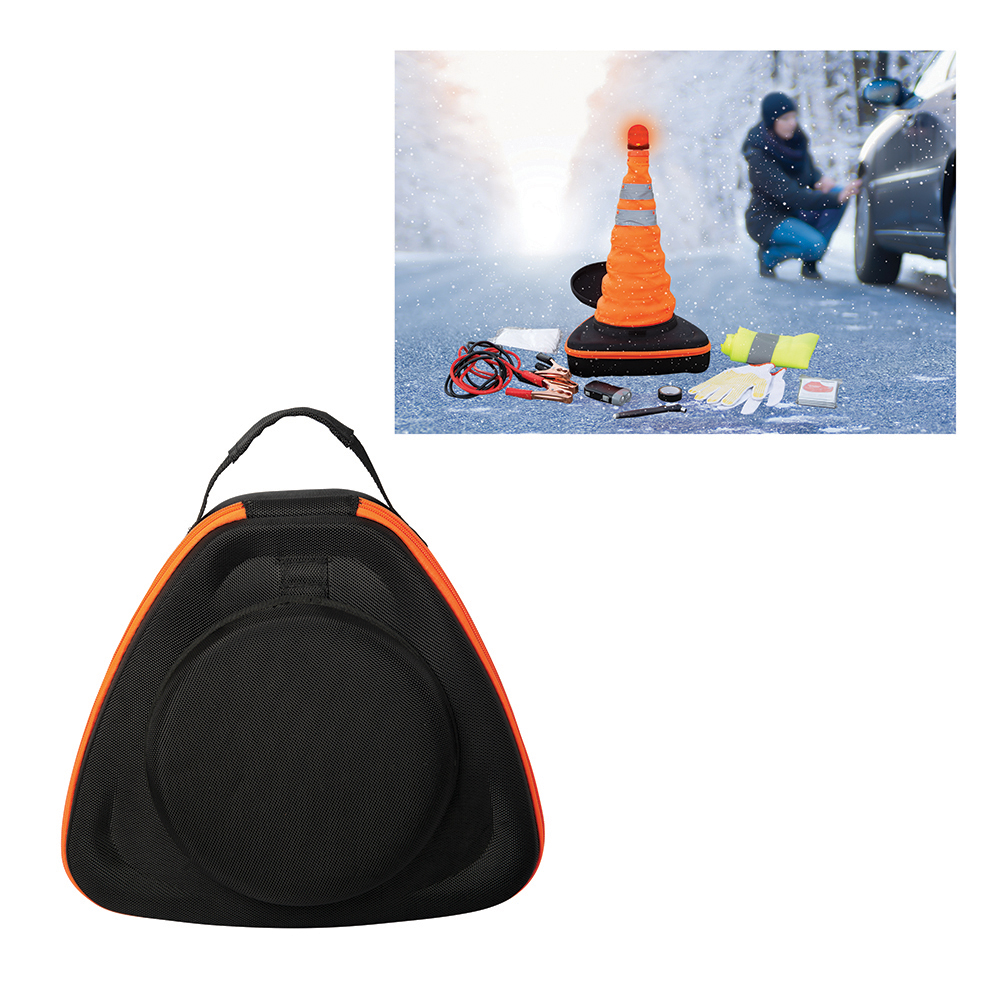 Picture of Flashing Beacon Emergency Car Kit