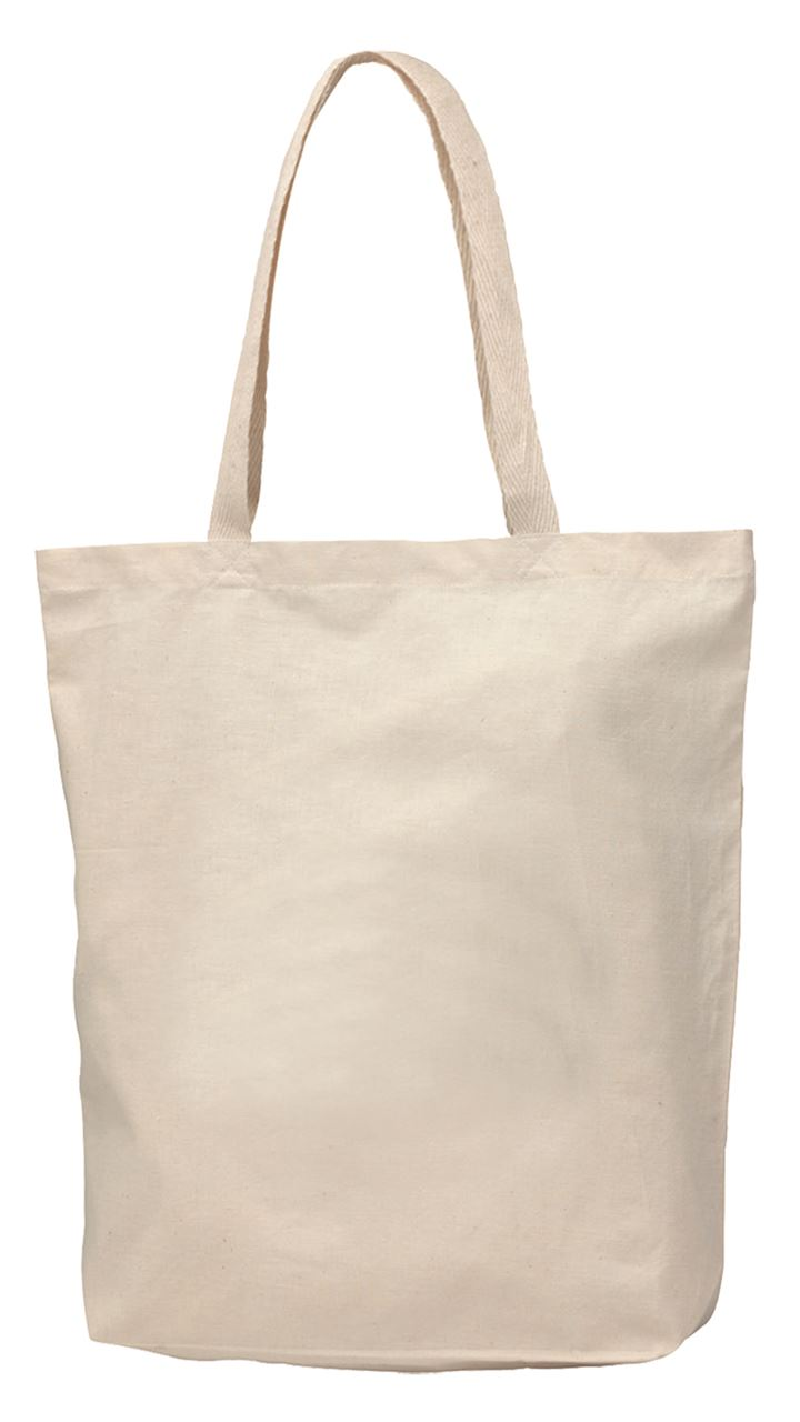 Picture of Econo Cotton Tote Bag With Gusset