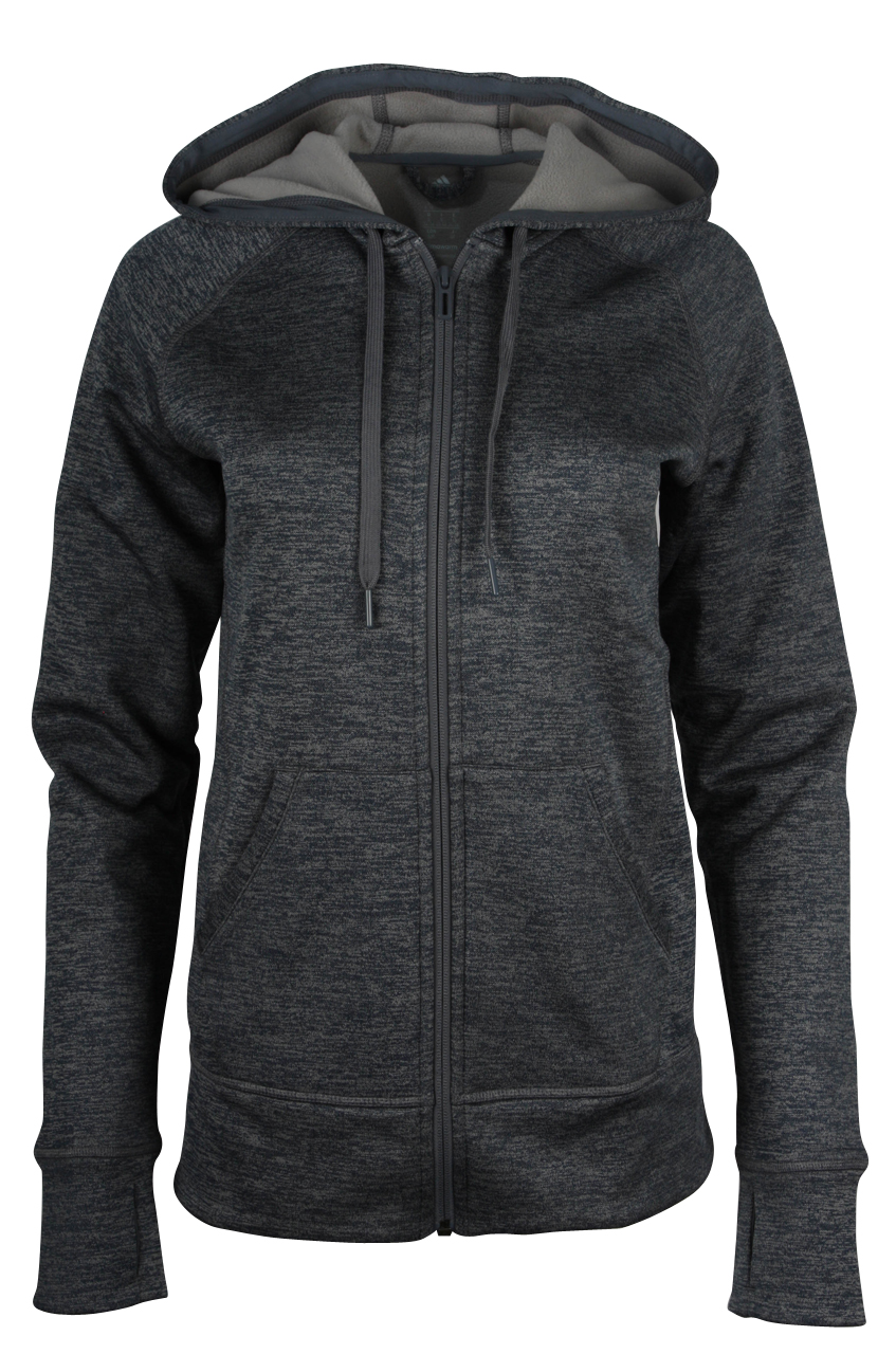 Picture of Adidas Women's Team Issue Full Zip Hoody