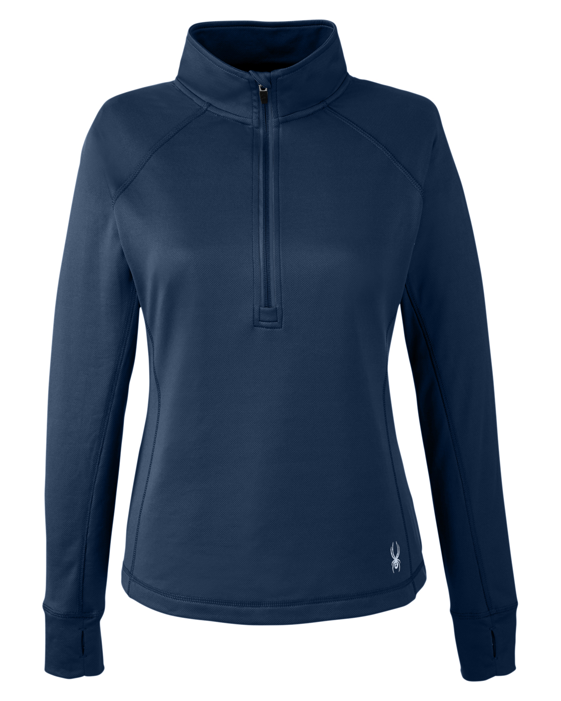 Picture of Spyder Ladies' Freestyle Half-Zip Pullover