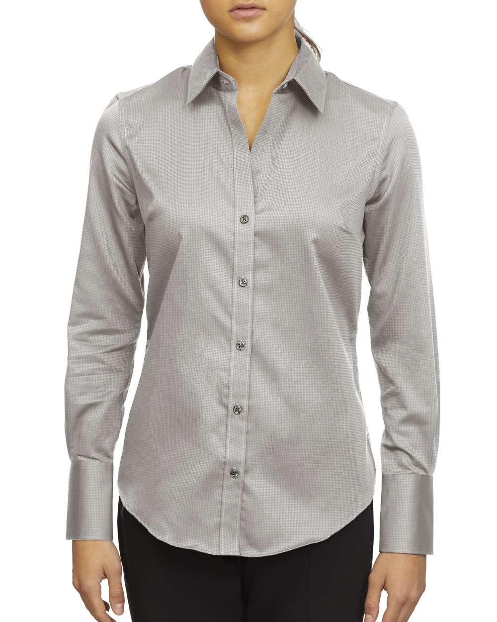 Picture of Calvin Klein Women's Non-Iron Dobby Shirt