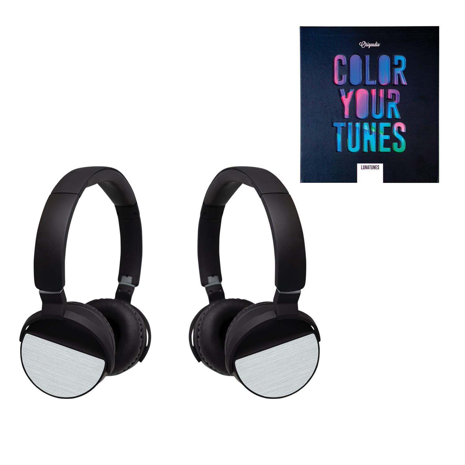 Picture of Lunatune Wireless Headphones