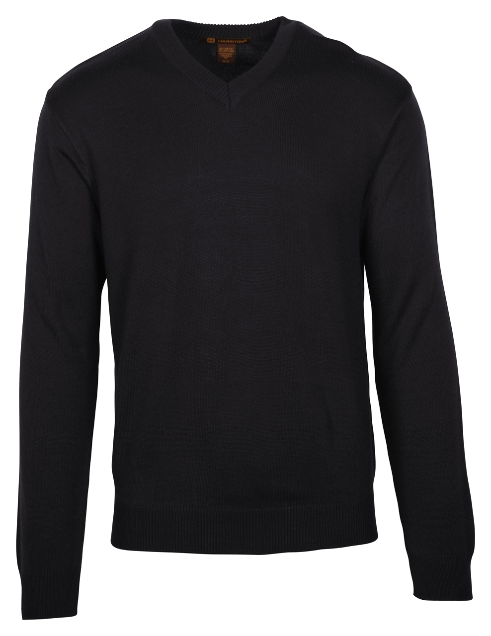 LONG SLEEVE PULLOVER XS-6XL ANTI-PILL V-NECK SWEATER MEN/'S EASY CARE
