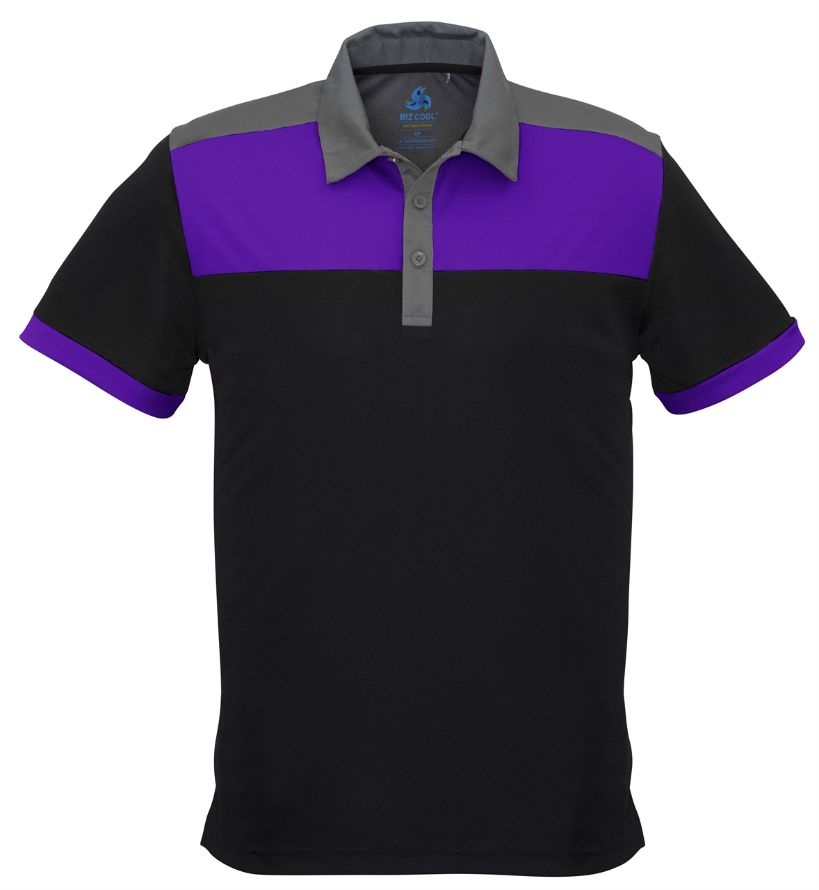 Picture of Biz Collection Charger Mens Polo