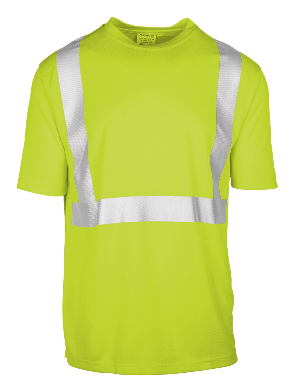 Picture of Sumaggo High Visibility (Hv) Wicking Shirt