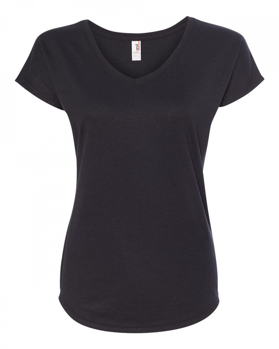Picture of Triblend V-Neck Tee