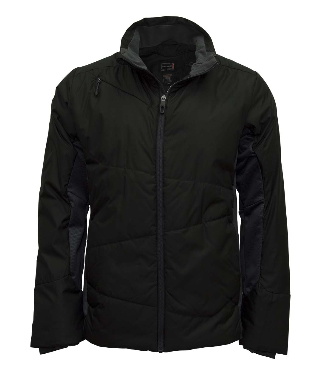 Picture of North End Immerge Men'S Insulated Hybrid Jacket