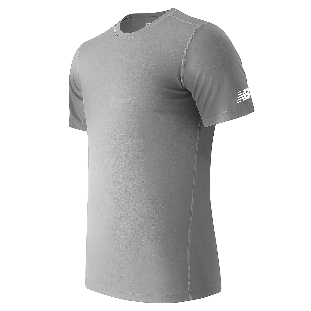 Picture of NEW BALANCE Men's Short Sleeve Shirt