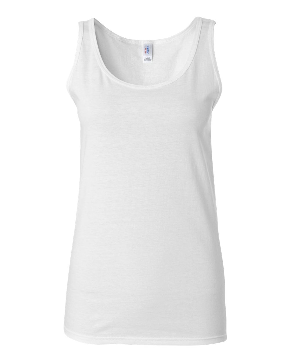 Picture of Gildan Softsyle Ladies Fit Tank Top