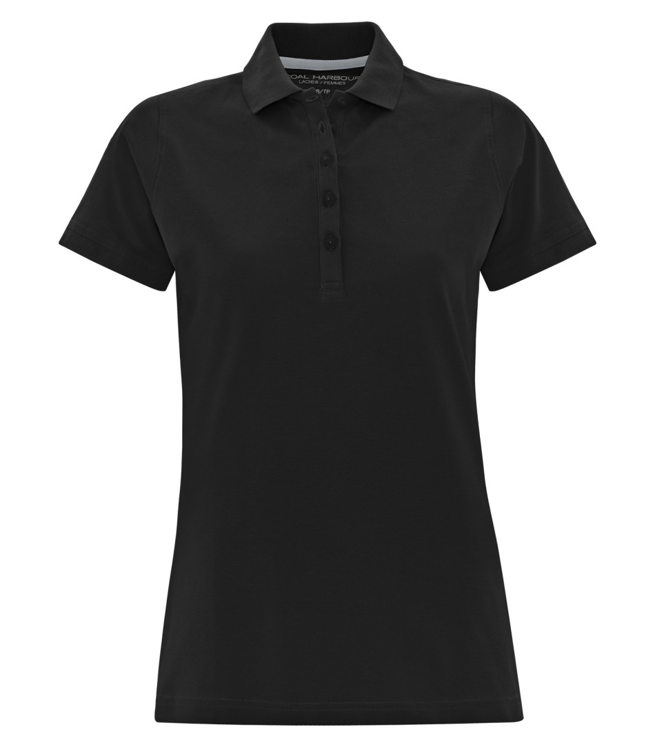 Picture of Coal Harbour Comfort Pique Soil Release Ladies' Sport Shirt