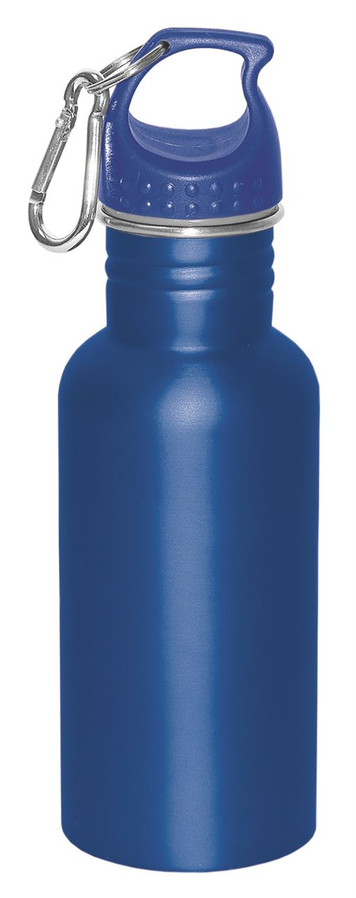 Picture of Large Wide Mouth Stainless Steel Water Bottle