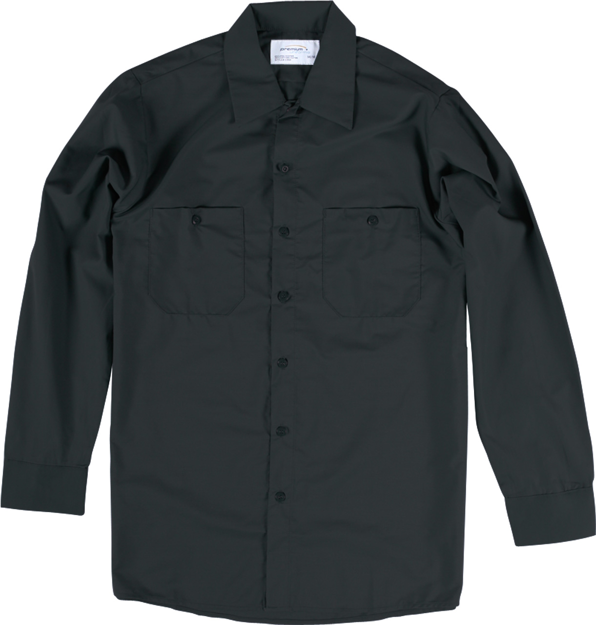 Picture of Premium Uniforms Long Sleeve Poly/Cotton Work Shirt