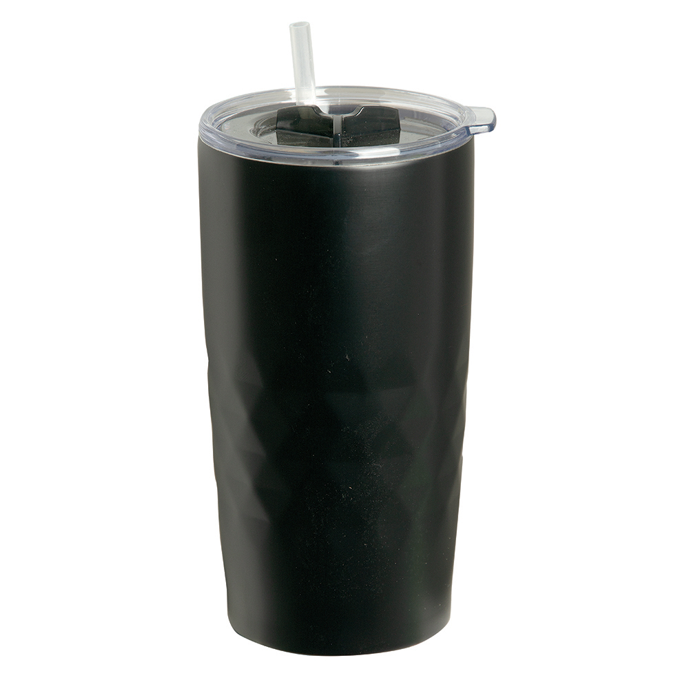 Picture of Montego 600 ML. (20 OZ.) Travel Tumbler With Straw