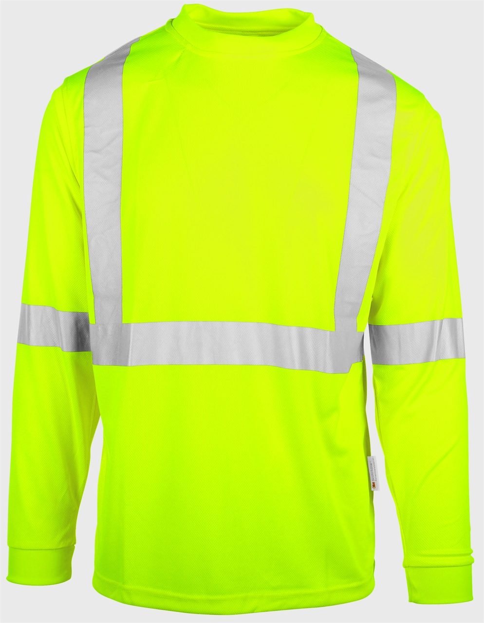 Picture of Sumaggo High Visibility (HV) Wicking Long Sleeve T-Shirt