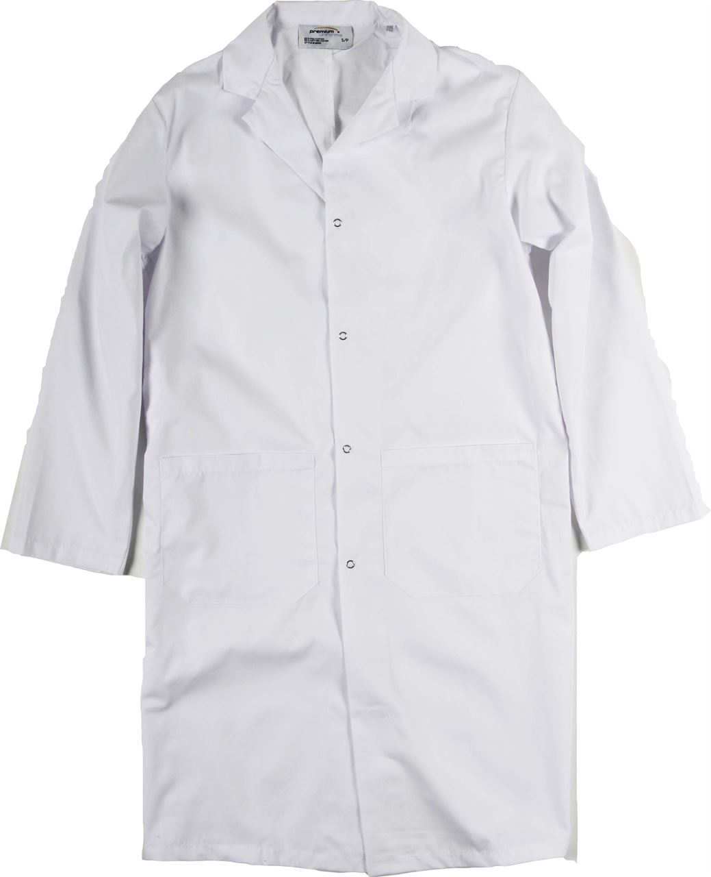 Men's Lab Coat With Pockets | Custom Lab Coats | Work Wear | Entripy