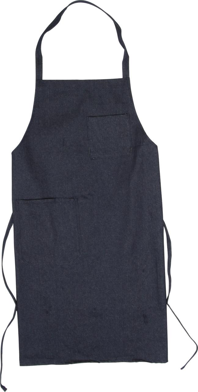 Picture of Premium Uniforms Denim Bib Apron